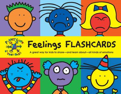 Todd Parr Feelings Flash Cards (BOK)