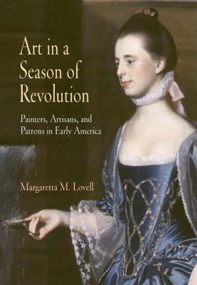 Art in a Season of Revolution (BOK)