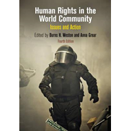 Human Rights in the World Community (BOK)