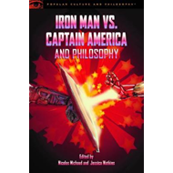 Iron Man vs. Captain America and Philosophy (BOK)