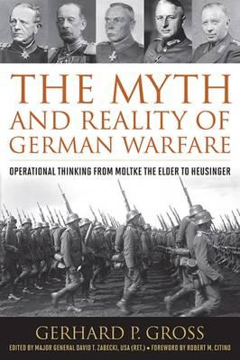 Myth and Reality of German Warfare (BOK)