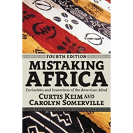 Produktbilde for Mistaking Africa - Curiosities and Inventions of the American Mind (BOK)