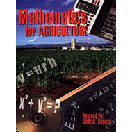 Mathematics for Agriculture (BOK)