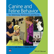 Canine and Feline Behavior for Veterinary Technicians and Nu (BOK)