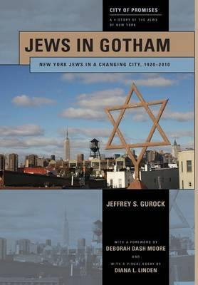 Jews in Gotham (BOK)