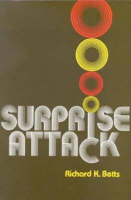 Surprise Attack: Lessons for Defence Planning (BOK)
