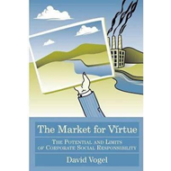 The Market for Virtue: The Potential and Limits of Corporate Social Responsibility (BOK)