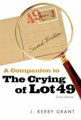 Companion to the Crying of Lot 49 (BOK)