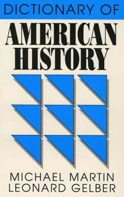 Dictionary of American History (BOK)