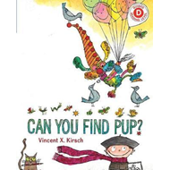 Can You Find Pup? (BOK)