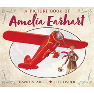 Picture Book Of Amelia Earhart (BOK)