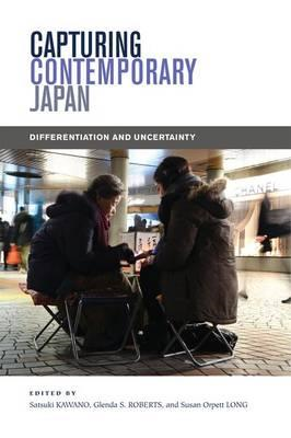 Capturing Contemporary Japan: Differentiation and Uncertainty (BOK)