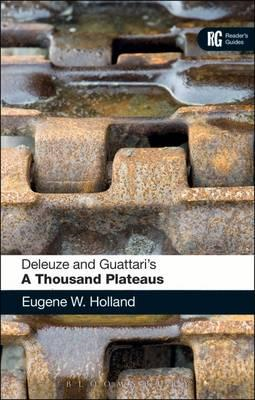 Deleuze and Guattari's 'A Thousand Plateaus' (BOK)