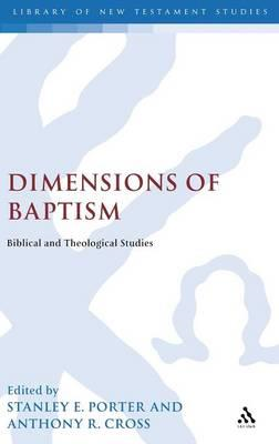 Dimensions of Baptism: Biblical and Theological Studies (BOK)