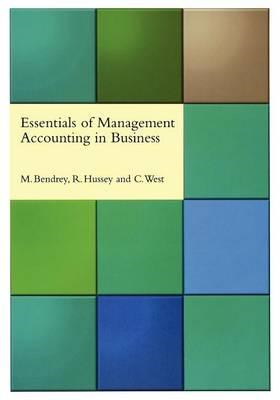 Essentials of Management Accounting in Business (BOK)