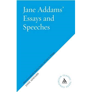 Jane Addams's Essays and Speeches on Peace (BOK)