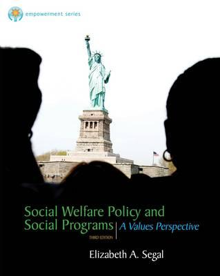 Brooks Cole Empowerment Series: Social Welfare Policy and So