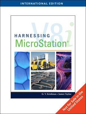 Harnessing Microstation V8i (BOK)