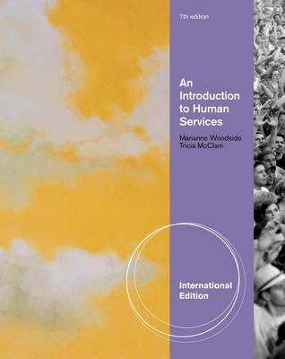 An Introduction to Human Services (BOK)