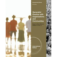 Generalist Practice with Organizations and Communities (BOK)