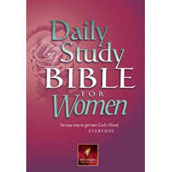 Daily Study Bible for Women (BOK)