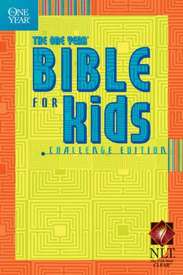 One Year Bible for Kids-Nlt (BOK)