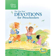 One Year Book of Devotions for Preschoolers (BOK)