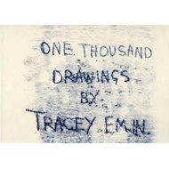 One Thousand Drawings by Tracey Emin (BOK)