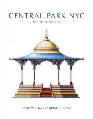 Central Park NYC: An Architectural View (BOK)