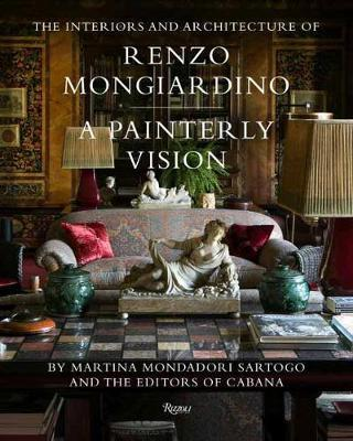 Interiors and Architecture of Renzo Mongiardino (BOK)