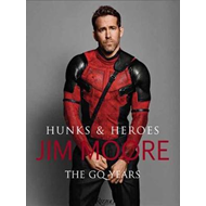 Produktbilde for Hunks and Heroes (BOK)