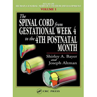 The Spinal Cord from Gestational Week 4 to the 4th Postnatal Month: v. I (BOK)