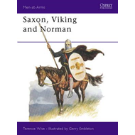 Saxon, Viking and Norman (BOK)