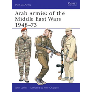 Arab Armies of the Middle East Wars (BOK)