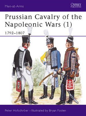 Prussian Cavalry of the Napoleonic Wars (BOK)