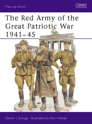 Red Army of the Great Patriotic War, 1941-45 (BOK)
