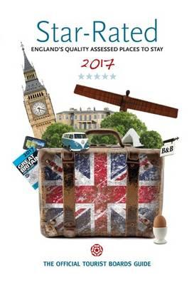 Star-Rated: Englands Quality Assessed Places to Stay (BOK)