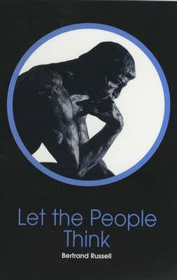 Let the People Think (BOK)