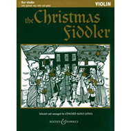 Christmas Fiddler (Violin) (BOK)