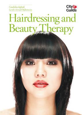 Level 1 NVQ Hairdressing and Beauty Therapy Logbook (BOK)