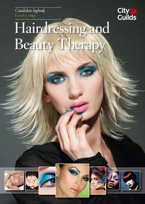 Level 1 VRQ in Hairdressing and Beauty Therapy Candidate Log (BOK)