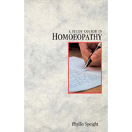 Study Course in Homoeopathy (BOK)