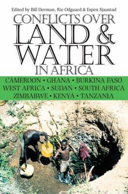 Conflicts Over Land and Water in Africa (BOK)