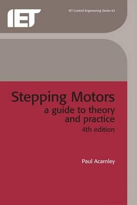 Stepping Motors: A Guide to Theory and Practice (BOK)