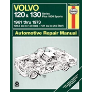 Volvo 120 and 130 Series Owner's Workshop Manual (BOK)