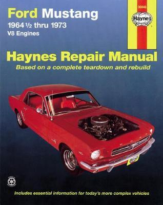 Ford Mustang V8 (July 64 - 73) (BOK)