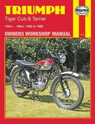 Triumph Tiger Cub and Terrier Owner's Workshop Manual (BOK)