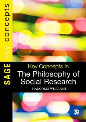 Key Concepts in the Philosophy of Social Research (BOK)