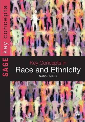 Key Concepts in Race and Ethnicity (BOK)
