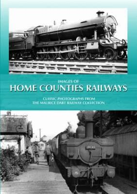 Images of Home Counties Railways (BOK)